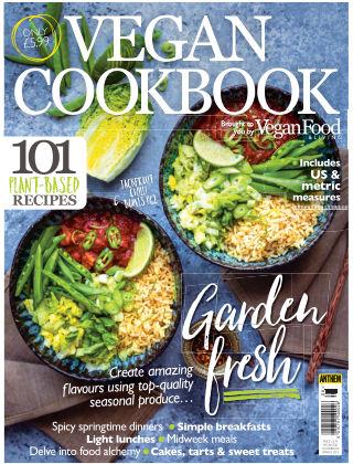 Vegan Food & Living Cookbook Spring 2019