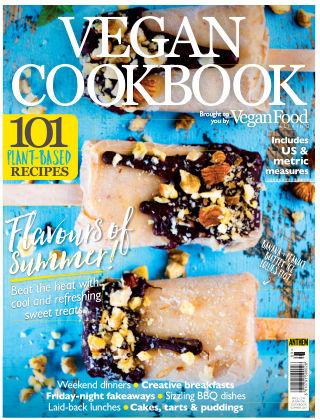 Vegan Food & Living Cookbook Summer 2019