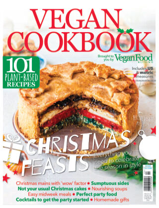 Vegan Food & Living Cookbook Christmas 2020