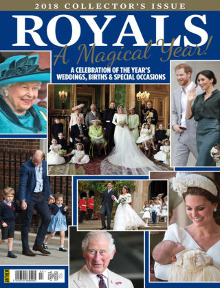 The Royals Magical Year  Issue 2018