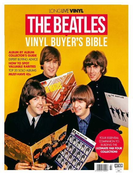 Long Live Vinyl: The Vinyl Buyer's Bible April 18, 2019 00:00