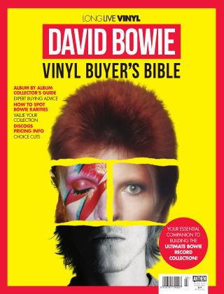Long Live Vinyl: The Vinyl Buyer's Bible Volume 4