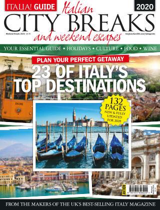 Italia! Guide City Breaks 2020