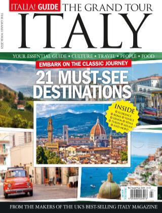 Italia! Guide Grand Tour
