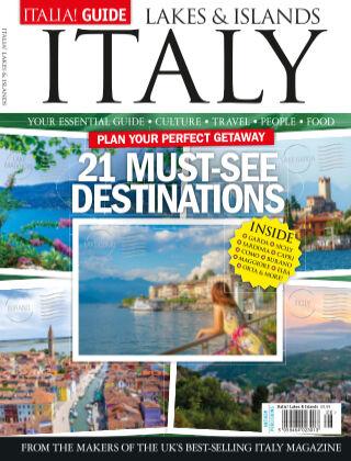 Italia! Guide Lakes & Islands