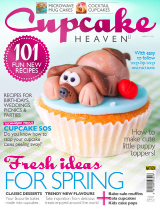 Cupcake Heaven Issue 2018