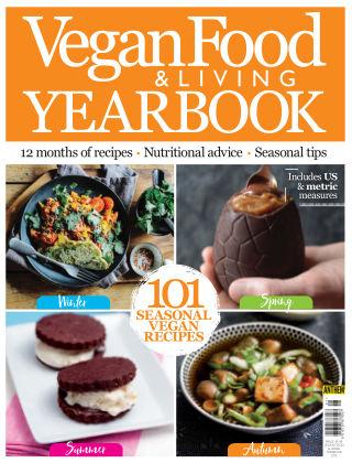 Vegan Food & Living Yearbook 2019 issue
