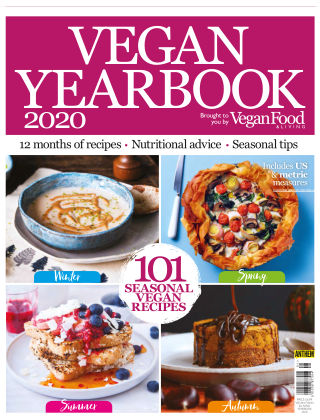 Vegan Food & Living Yearbook 2020