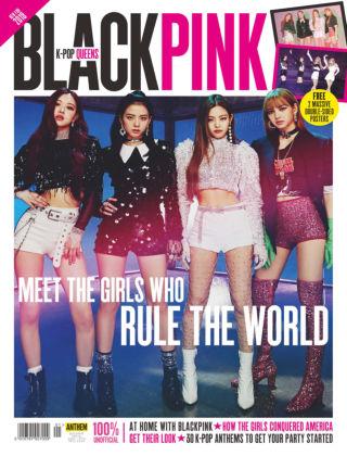 K-pop BLACK PINK ISSUE 1