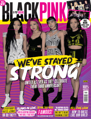 K-pop BLACK PINK ISSUE 2