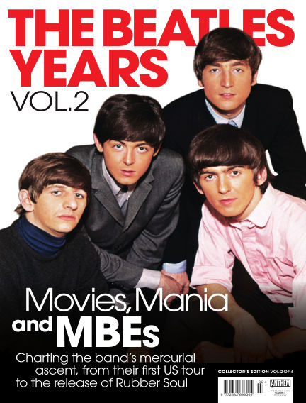 Bildresultat för The Beatles Years Vol. 2