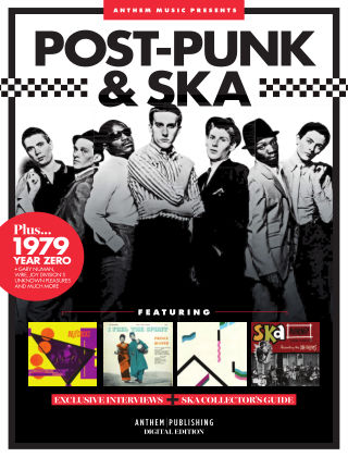 Anthem Music Presents 04 Post-Punk&Ska