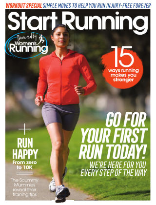 Women's Running Presents: Start Running Today Start Running