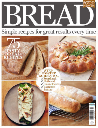 Food Heaven Presents Bread