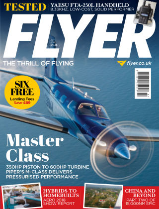 FLYER Magazine July 2018