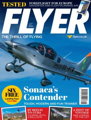 FLYER Magazine August 2018