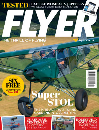FLYER Magazine September 2018