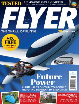 FLYER Magazine November 2018