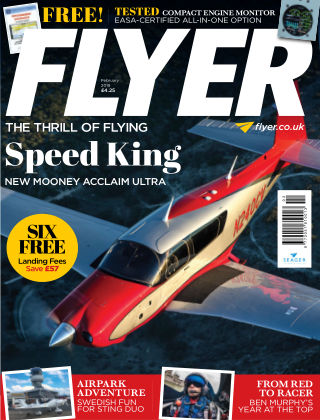 FLYER Magazine February2019