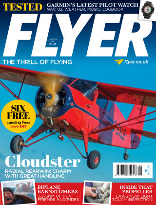 FLYER Magazine January 2019