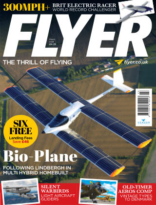 FLYER Magazine March 2019