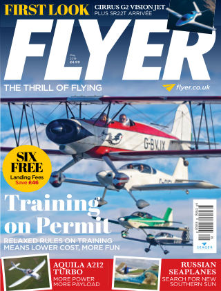 FLYER Magazine May 2019