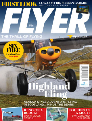 FLYER Magazine June 2019