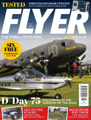 FLYER Magazine August 2019