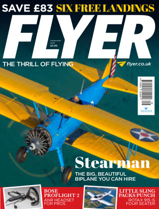 FLYER Magazine September 2019