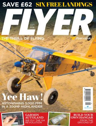 FLYER Magazine January 2020
