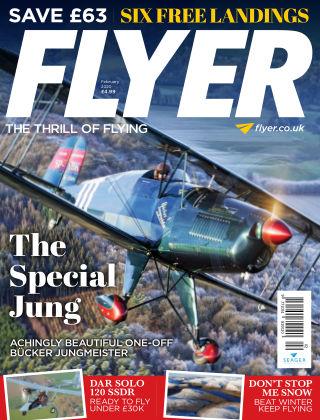 FLYER Magazine February 2020