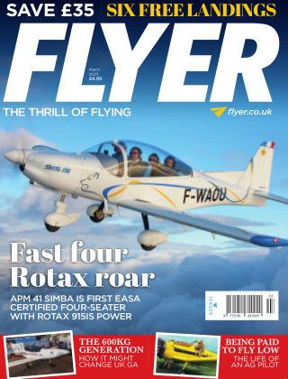 FLYER Magazine March 2020