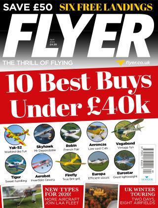 FLYER Magazine April 2020