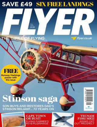 FLYER Magazine May 2020