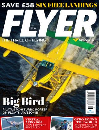 FLYER Magazine June 2020