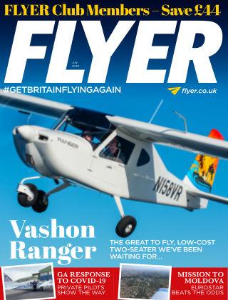 FLYER Magazine July 2020
