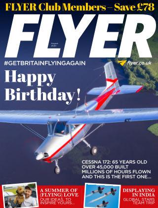 FLYER Magazine August 2020