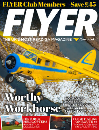 FLYER Magazine January 2021