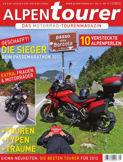 ALPENTOURER – Motorrad-Reisen in Europa December 23, 2011 00:00