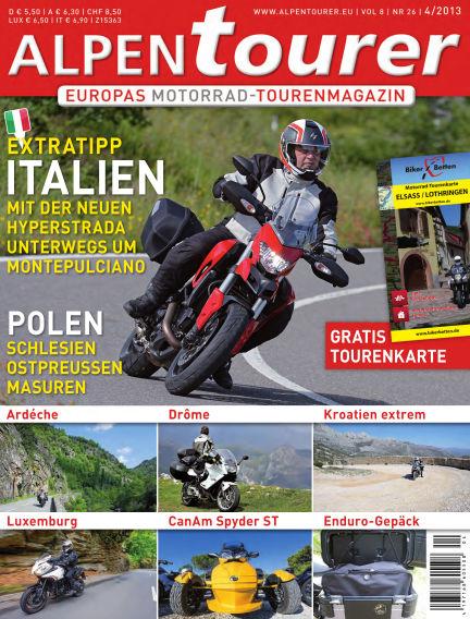 ALPENTOURER – Motorrad-Reisen in Europa June 14, 2013 00:00