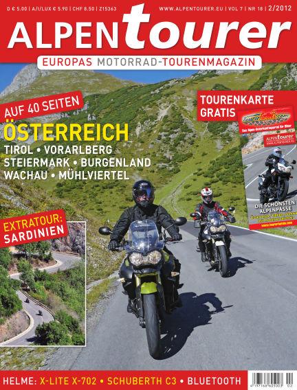 ALPENTOURER – Motorrad-Reisen in Europa February 17, 2012 00:00