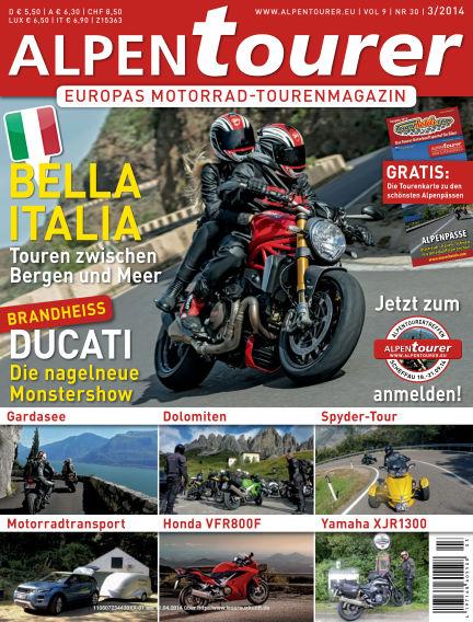 ALPENTOURER – Motorrad-Reisen in Europa April 11, 2014 00:00