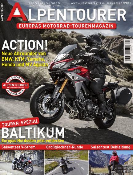 ALPENTOURER – Motorrad-Reisen in Europa December 19, 2014 00:00