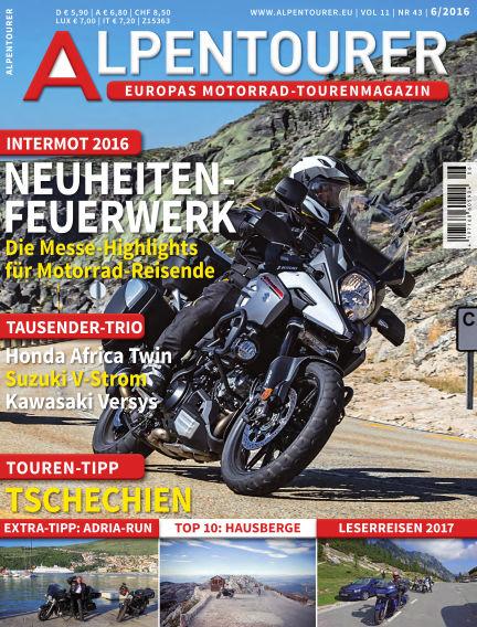 ALPENTOURER – Motorrad-Reisen in Europa October 28, 2016 00:00