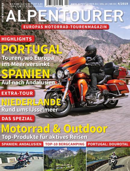 ALPENTOURER – Motorrad-Reisen in Europa June 21, 2019 00:00