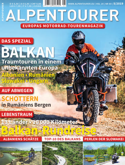 ALPENTOURER – Motorrad-Reisen in Europa August 30, 2019 00:00