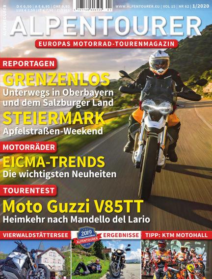 ALPENTOURER – Motorrad-Reisen in Europa December 27, 2019 00:00