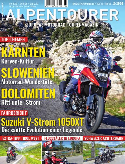 ALPENTOURER – Motorrad-Reisen in Europa February 28, 2020 00:00