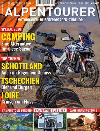 ALPENTOURER – Motorrad-Reisen in Europa 03-2020