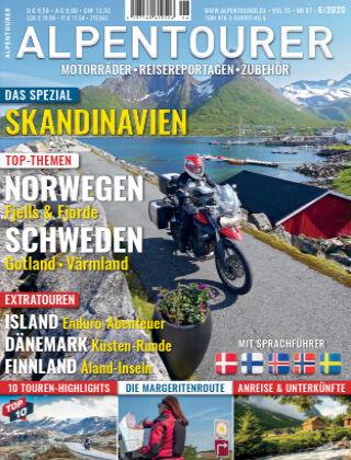 ALPENTOURER – Motorrad-Reisen in Europa 06-2020